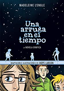 Una arruga en el tiempo-Booklandia-bilingual-spanish-childrens-books