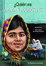 ¿Quien es Malala Yousafzai?-Booklandia-bilingual-spanish-childrens-books