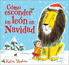 Como Esconder Un León En Navidad-Booklandia-bilingual-spanish-childrens-books