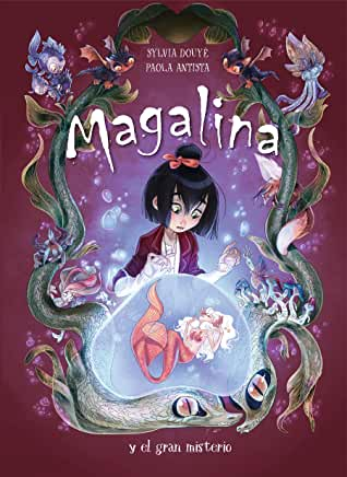 Magalina y el Gran Misterio-Booklandia-bilingual-spanish-childrens-books