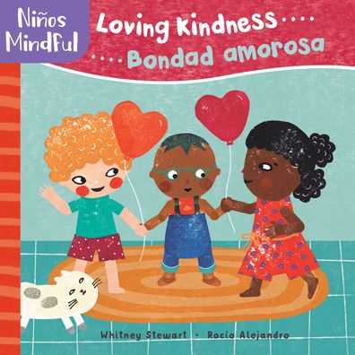 Pananiños/Mindful: Loving Kindness/Bondad Amorosa-Booklandia-bilingual-spanish-childrens-books
