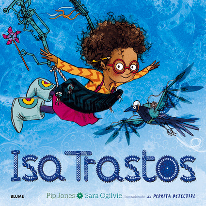 Isa Trastos-Booklandia-bilingual-spanish-childrens-books