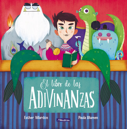 El Libro de las Adivinanzas-Booklandia-bilingual-spanish-childrens-books
