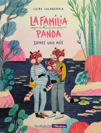 La Familia Panda-Booklandia-bilingual-spanish-childrens-books