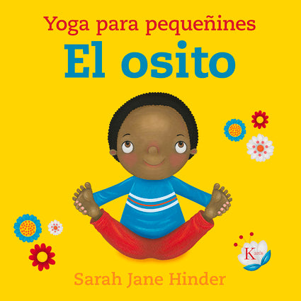 Yoga para pequeniñes: El Osito-Booklandia-bilingual-spanish-childrens-books
