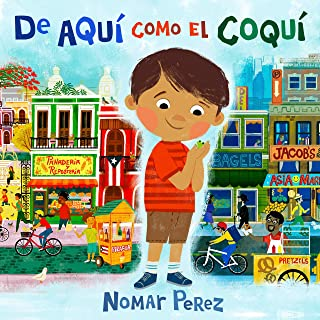 De aqui como el Coqui-Booklandia-bilingual-spanish-childrens-books
