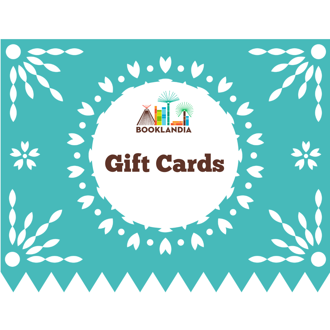 Gift Card-Booklandia-bilingual-spanish-childrens-books