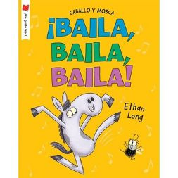 ¡Baila, Baila, Baila!-Booklandia-bilingual-spanish-childrens-books