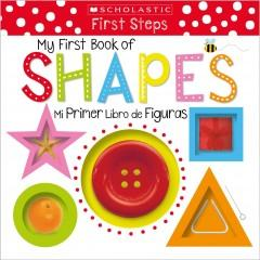 0-3 Para los Peques: Mi Primer Libro de Figuras/My first Book of Shapes - Booklandia Box