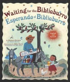 Waiting for the Biblioburro / Esperando el Biblioburro-Booklandia-bilingual-spanish-childrens-books
