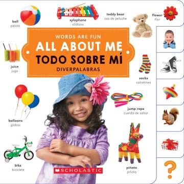 Words are Fun All About Me/Todo Sobre Mi Diverpalabras