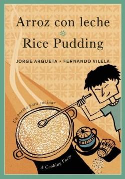 Arroz con leche: Un poema para cocinar-Booklandia-bilingual-spanish-childrens-books