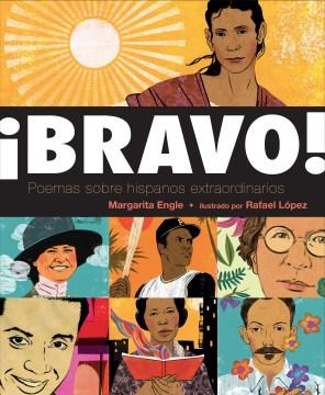 ¡Bravo!: Poemas sobre Hispanos Extraordinarios-Booklandia-bilingual-spanish-childrens-books
