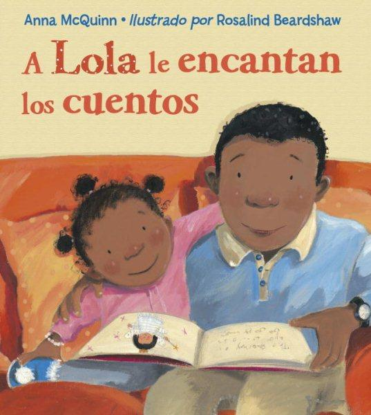 A lola le encantan los cuentos-Booklandia-bilingual-spanish-childrens-books
