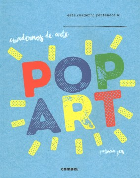 Cuadernos de arte POP ART