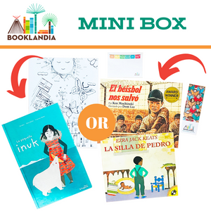 Booklandia Spanish Mini Box
