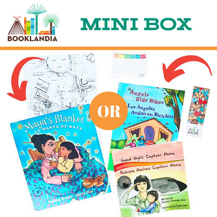 Booklandia Bilingual Mini Box
