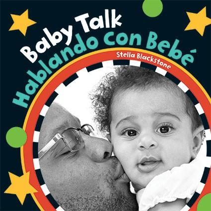 Baby Talk/Hablando con bebé-Booklandia-bilingual-spanish-childrens-books