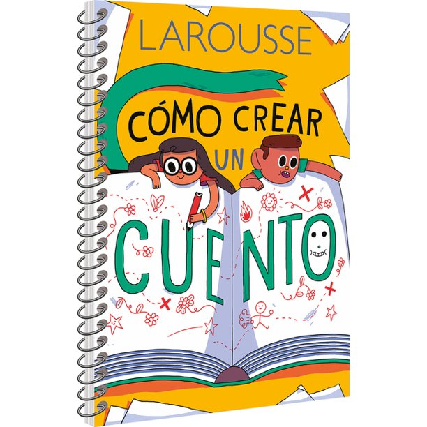 Cómo Crear Un Cuento-Booklandia-bilingual-spanish-childrens-books