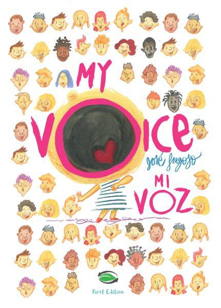 Mi Voz/Mi Voice-Booklandia-bilingual-spanish-childrens-books