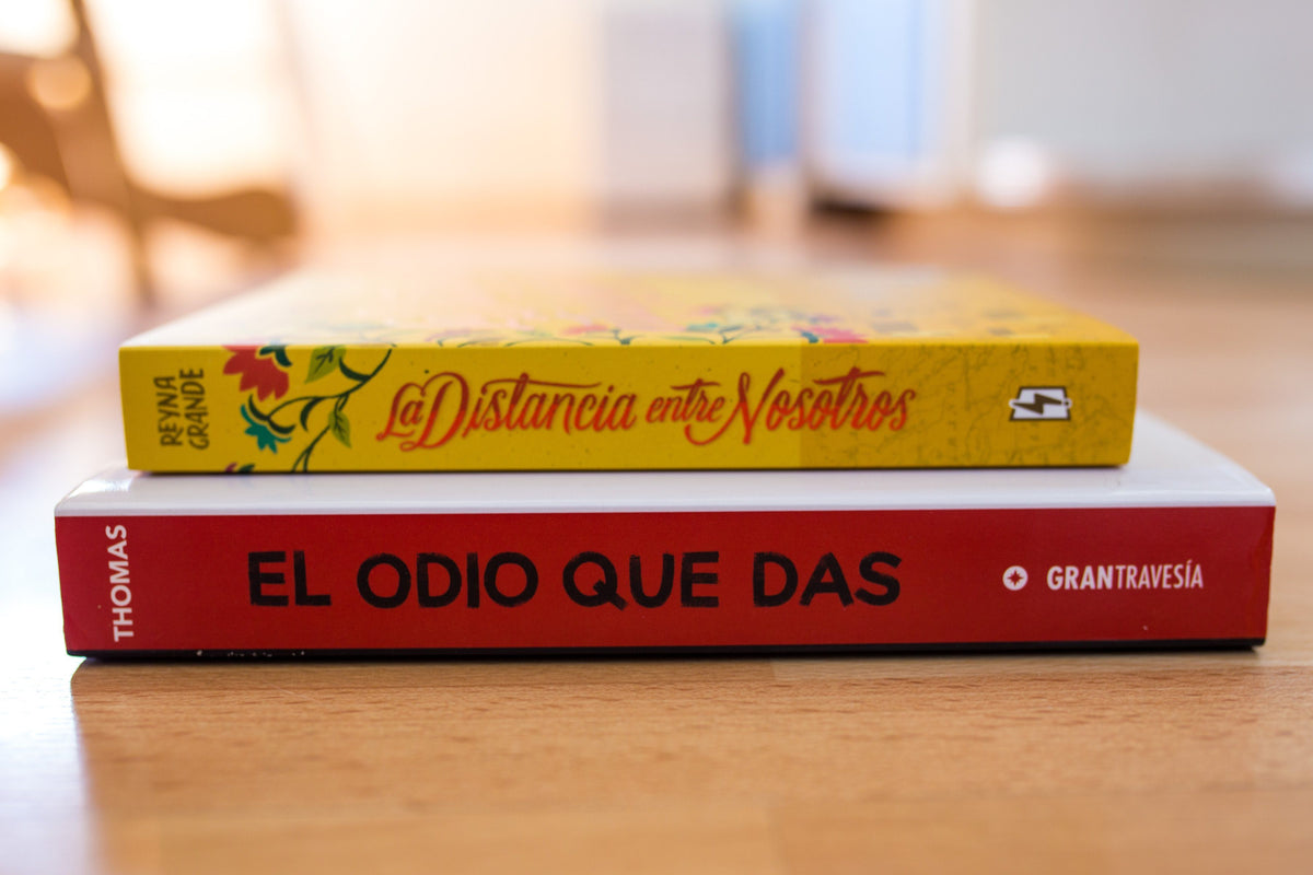 Spanish Chapter Books Box-Booklandia-bilingual-spanish-childrens-books