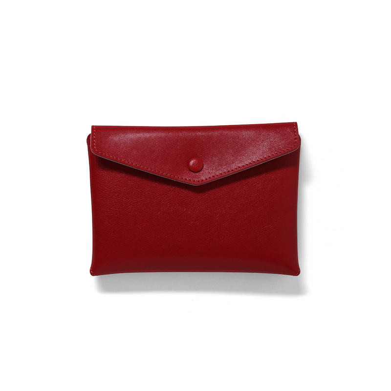 Envelope Pouch - Red