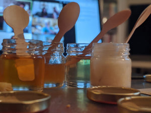 NEW! Online Honey Tasting Experience