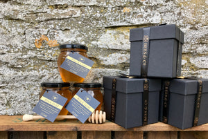 Bees & Co. Black Gold Exceptional British Honey