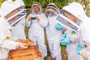 BOOKING PAGE: Beekeeping for Beginners 1 Day Workshop