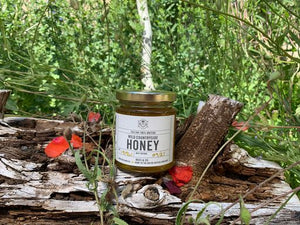 Award-Winning Wild Countryside British Honey