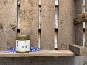 NEW! Special Edition Borage Honey