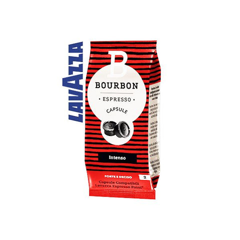 Lavazza Espresso Point Bourbon Intenso (100 capsules) FREE UK DELIVERY