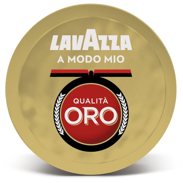 Lavazza A Modo Mio Oro coffee (120 capsules) FREE UK DELIVERY