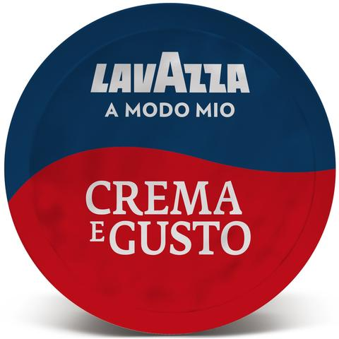 Copy of Copy of Lavazza A Modo Mio Crema e Gusto 216 capsules FREE UK DELIVERY