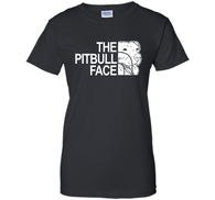 Russell - The Pitbull Face Funny Dog Pitbull T-shirts /Hoodie/Tank