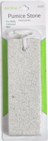 Almine Pumice Stone For Mildly Calloused Skin #5362 - Textured Tech
