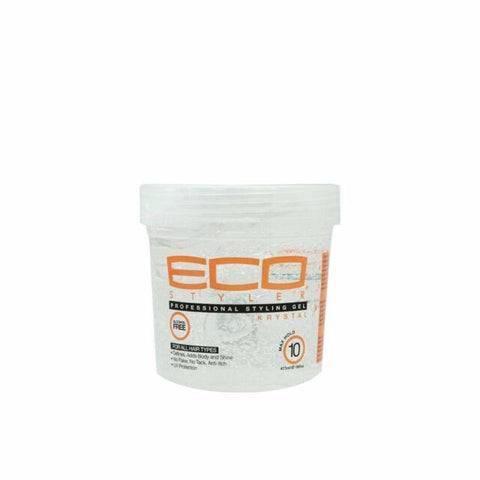 Ecoco Style Gel Clear  16 oz - Textured Tech