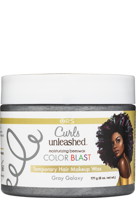 ORS CURLS UNLEASHED COLOR BLAST GRAY GALAXY - Textured Tech