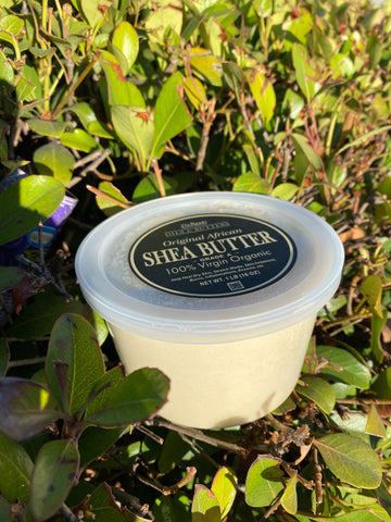 100% ORIGINAL AFRICAN SHEA BUTTER SMOOTH 16OZ (1LB) - Textured Tech