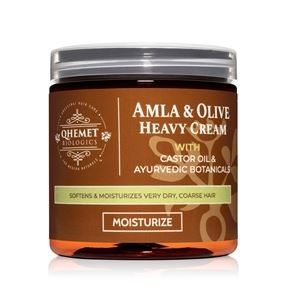 QHEMET AMLA & OLIVE HEAVY CREAM 8.9 OZ - Textured Tech