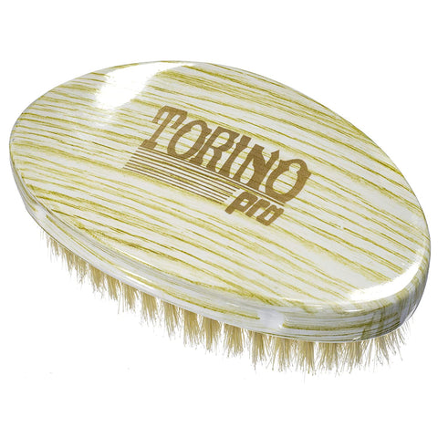 Torino Pro Wave Brush #16- Soft Curve Palm Brush - Textured Tech