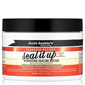 AUNT JACKIE SEAL IT BUTTER - Textured Tech