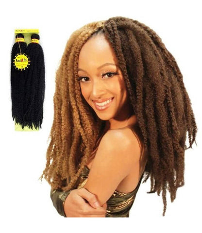 RASTA FRI MALIBU AFRO KINKY BRAID LONG - Textured Tech