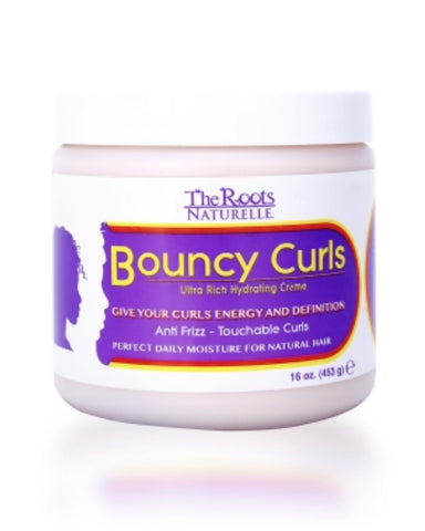 ROOTS NATURELLE BOUNCY CURLS 8OZ - Textured Tech