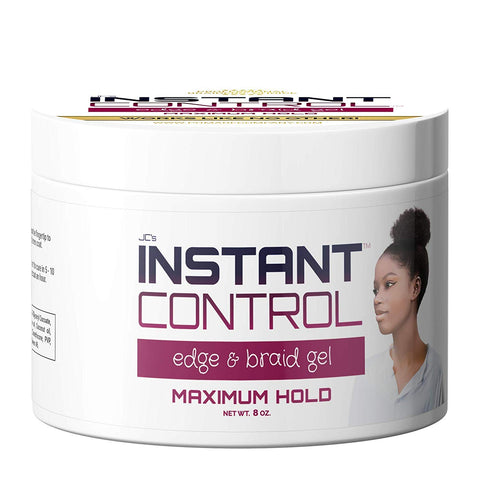 INSTANT CONTROL EDGE AND BRAID GEL 8 OZ