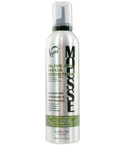 VIGOROL MOUSSE [OLIVE] 12 OZ - Textured Tech