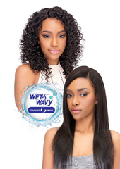 AQUA TRESS DEEP WAVE (WET & WAVY) 3PCS (NATURAL) - Textured Tech