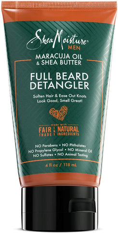 Shea Moisture full beard detangler 4 oz - Textured Tech