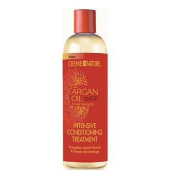 CREME OF NATURE ARGAN INTENSIVE CONDITIONING TREATMENT 20OZ - Textured Tech