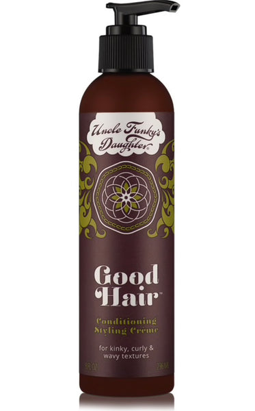 UNCLE FUNKY'S GOOD HAIR CONDITIONING STYLE CREAM